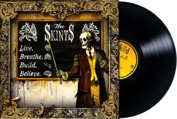 Live. Breathe. Build. Believe. (LP) - The Skints