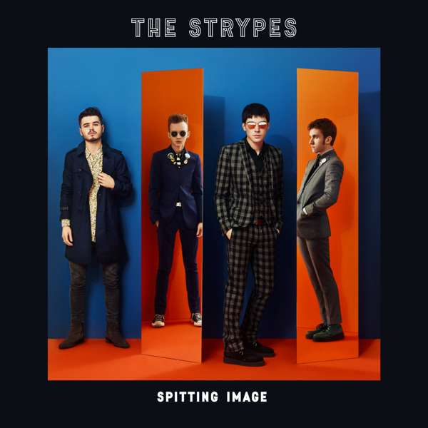 Spitting Image CD - The Strypes
