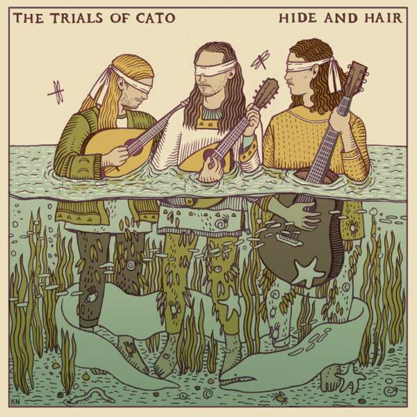 Hide and Hair CD - The Trials of Cato