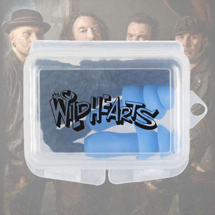 The Wildhearts - 'Logo' Earplugs - The Wildhearts