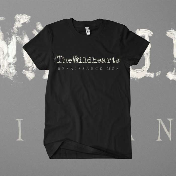 The Wildhearts - 'Renaissance Logo' T-Shirt - The Wildhearts