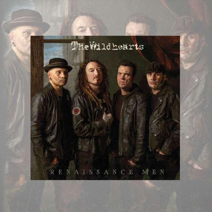 The Wildhearts - 'Renaissance Men' CD - The Wildhearts