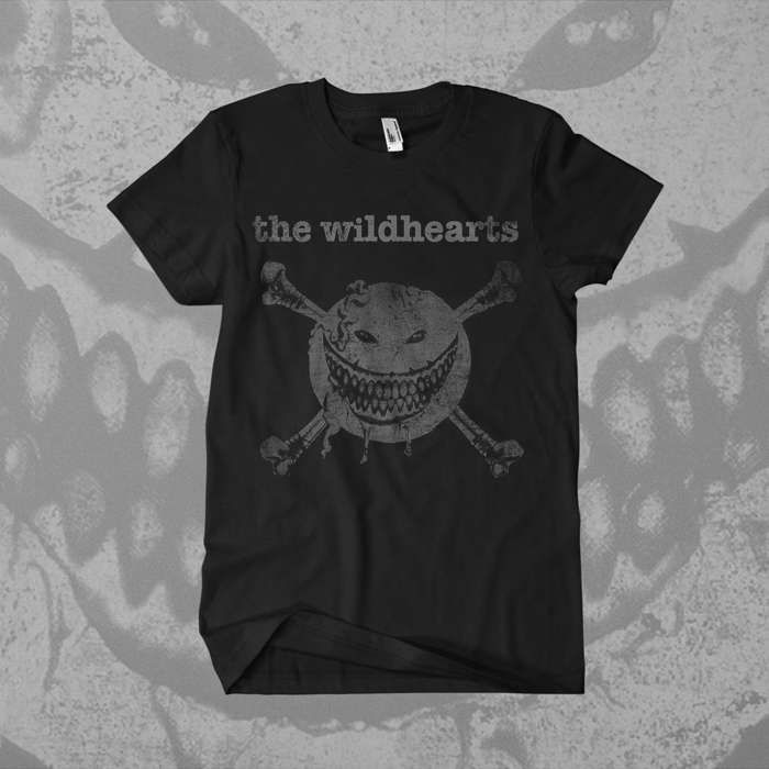The Wildhearts - 'Smiley' T-Shirt - The Wildhearts