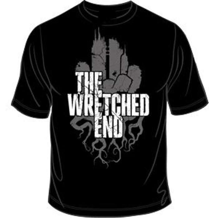 The Wretched End -  Logo T-Shirt - The Wretched End