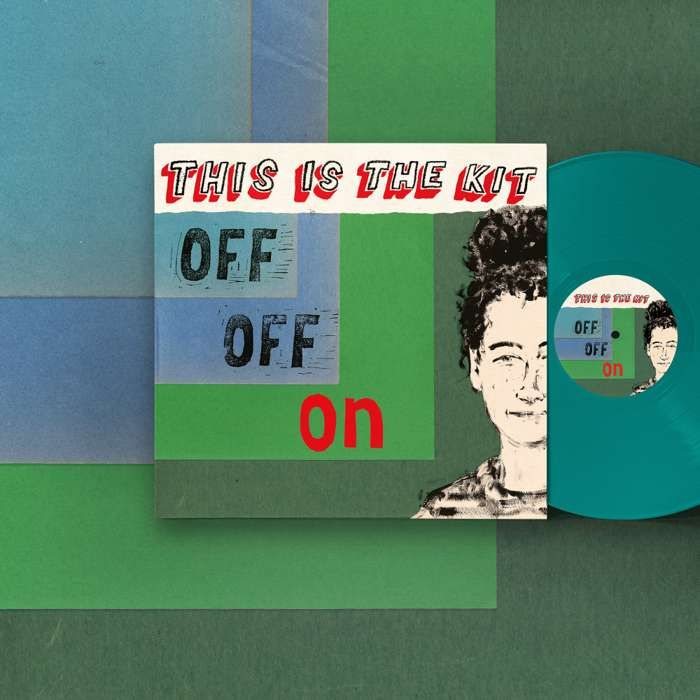 Off Off On - LP - This Is The Kit US