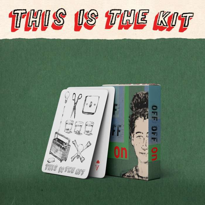 Off Off On Playing Cards - This Is The Kit US