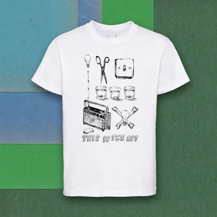 Off Off On T-Shirt - This Is The Kit US
