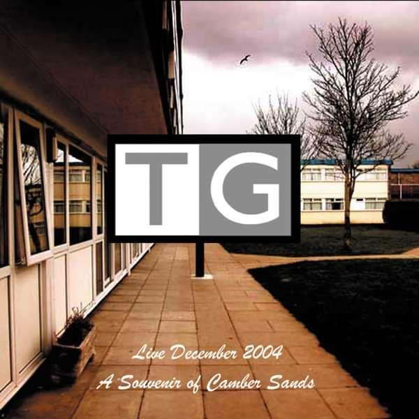 Throbbing Gristle - A Souvenir Of Camber Sands LP - Throbbing Gristle