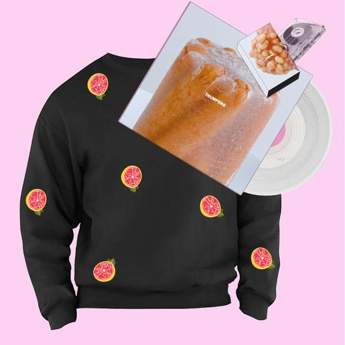 WHIPPED & GLAZED [SWEATSHIRT BUNDLE] - THUMPERS