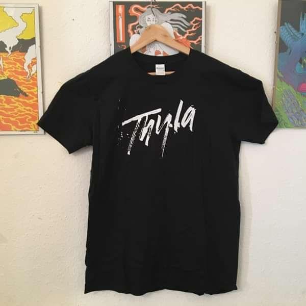THYLA Black Logo T-shirt - THYLA