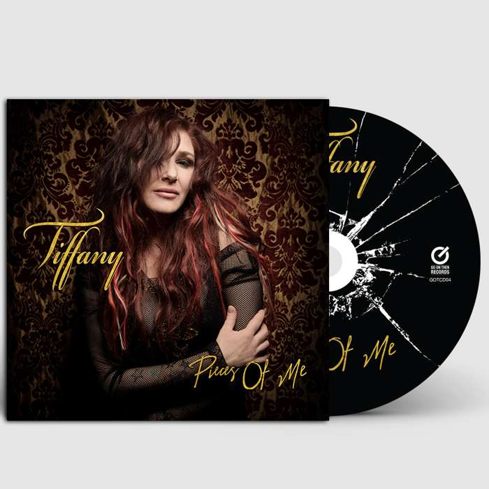 Pieces of Me (Limited Signed CD) - Tiffany