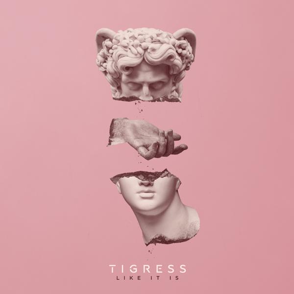 "TIGRESS - ""LIKE IT IS"" EP (CD) - TIGRESS"