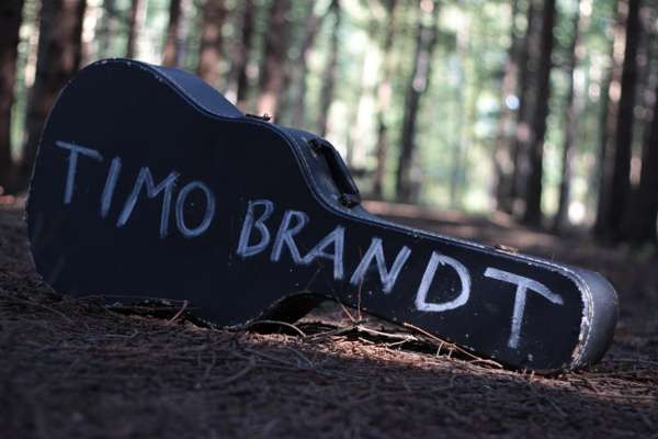 Live in the woods EP (mp3) - Timo Brandt