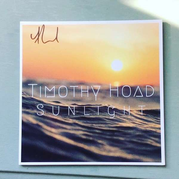 Sunlight (physical copy, signed) - Timothy Hoad