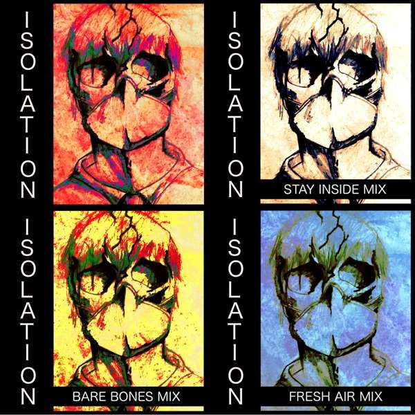 Isolation EP (CD) - T. Mancuso