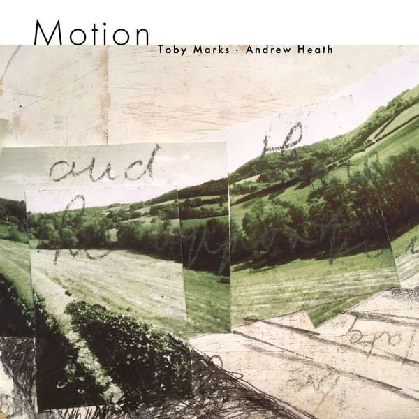 Motion CD - Toby Marks