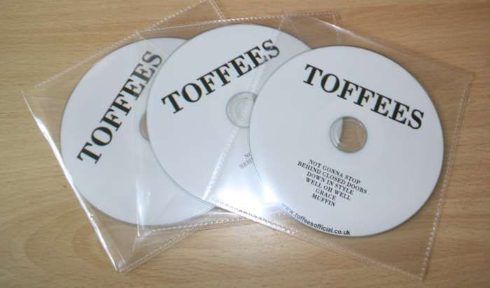 Down in Style EP - TOFFEES