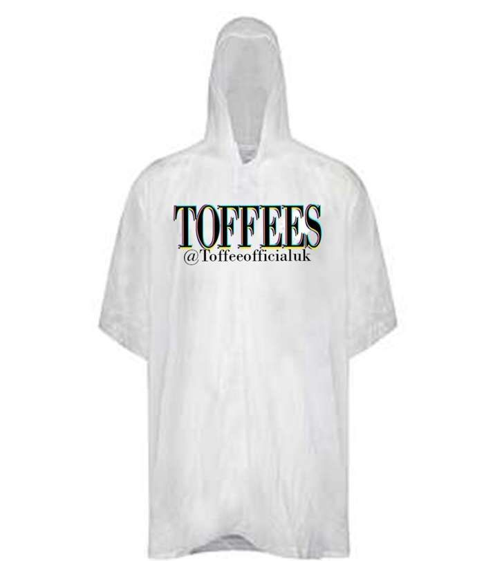 Toffees Poncho - TOFFEES
