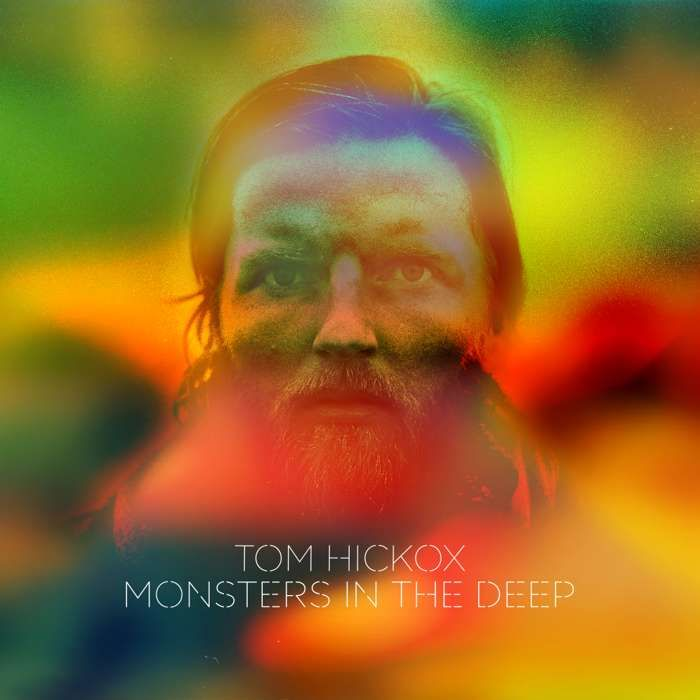 Monsters in the Deep (Limited Signed CD) - Tom Hickox
