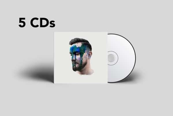 LAMENT - 5 CD BUNDLE (+ Digital Download + A5 Print) - Tom Read
