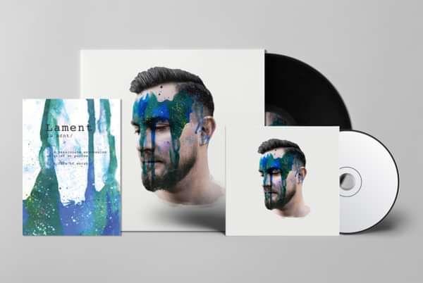LAMENT - ULTIMATE BUNDLE (Vinyl + CD + Digital + A5 Print) - Tom Read