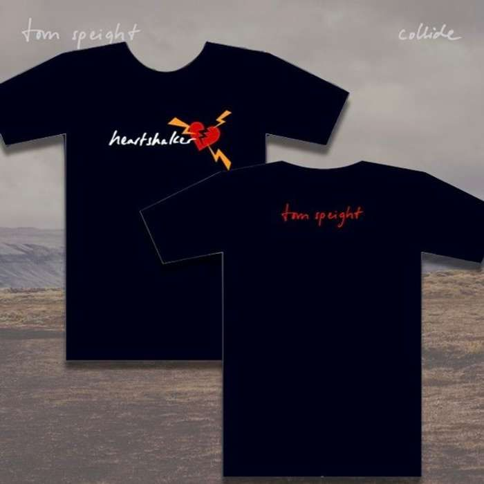 Heartshaker T-shirt - tom speight