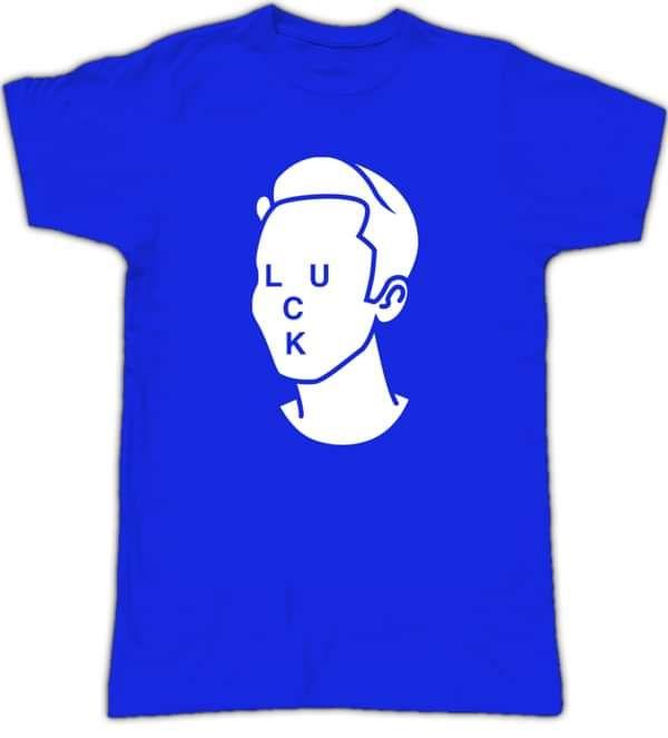 Luck T-shirt - Tom Vek