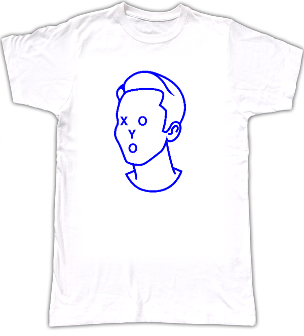 XOYO T-shirt - Tom Vek