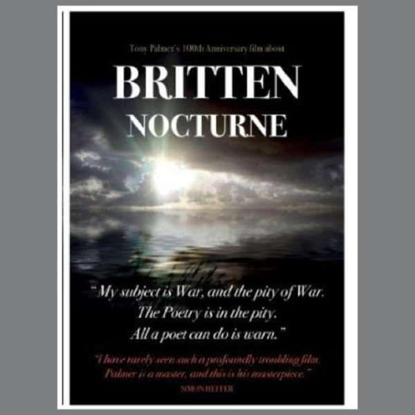 Benjamin Britten: Nocturne DVD (TPDVD198) - Tony Palmer