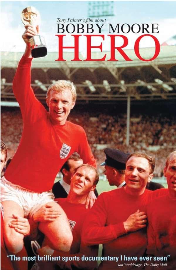 Bobby Moore - Hero DVD (TPDVD163) - Tony Palmer