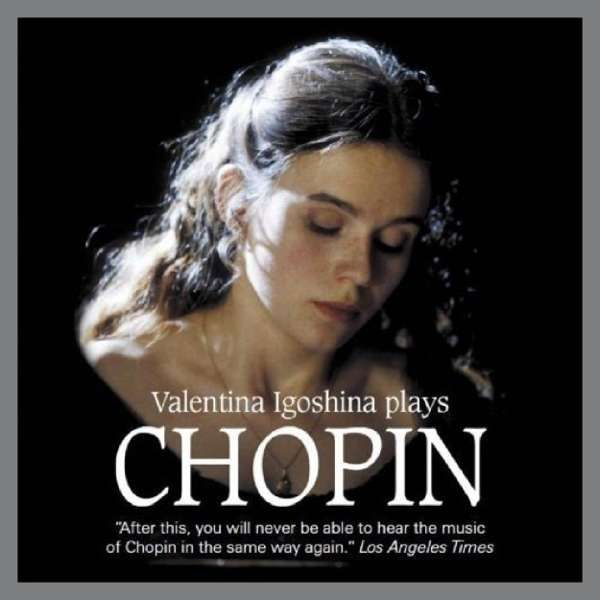 Chopin Recital - Valentina Igoshina: The Strange Case of Delfina Potocka CD (TPCD160) - Tony Palmer