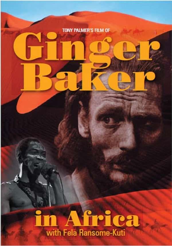 Ginger Baker - In Africa DVD (TPDVD186) - Tony Palmer