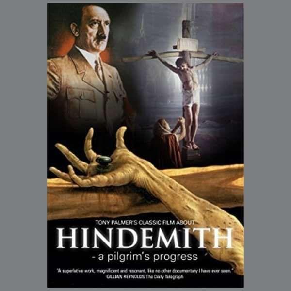 Hindemith: A Pilgrim's Progress DVD (TPDVD185) - Tony Palmer