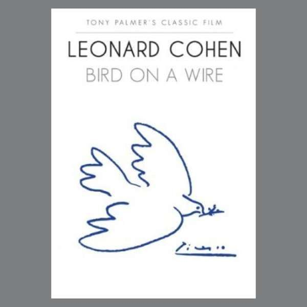 Leonard Cohen: Bird on A Wire Special Edition DVD (TPDVD194) - Tony Palmer
