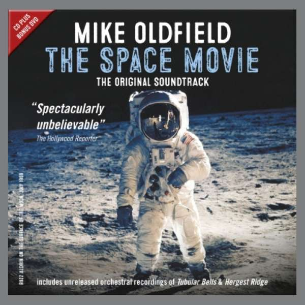 Mike Oldfield: The Space Movie Original Soundtrack Double CD - Tony Palmer