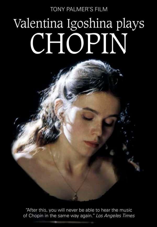 Valentina Igoshina plays Chopin DVD (TPDVD161) - Tony Palmer