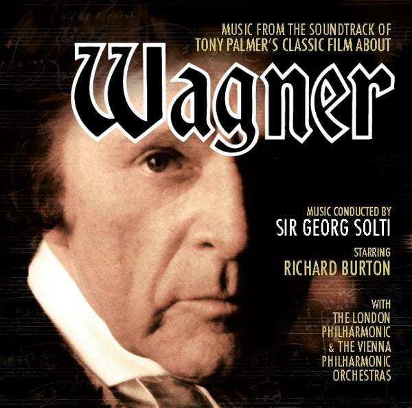 Wagner Soundtrack CD (TPCD183) - Tony Palmer