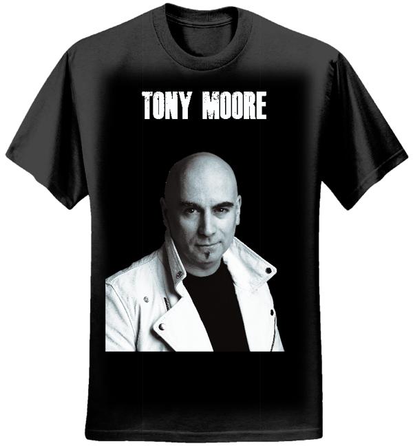 Tony Moore T Shirt - Tony Moore