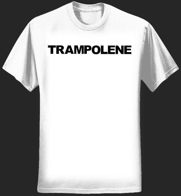 Classic white - TRAMPOLENE