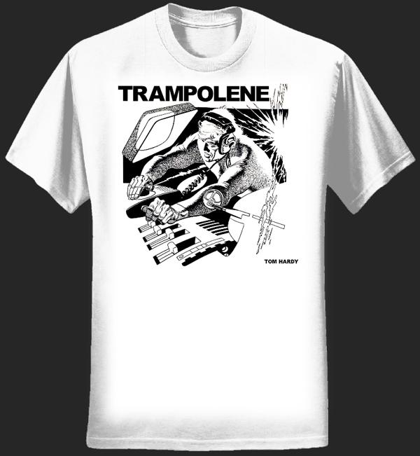Tom Hardy T-shirt - TRAMPOLENE