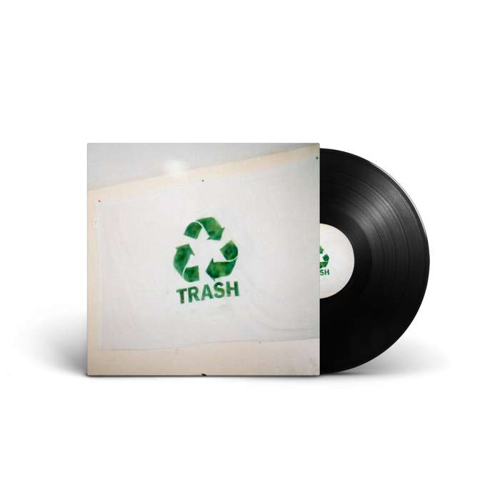 'TRASH' EP [VINYL] - TRASH