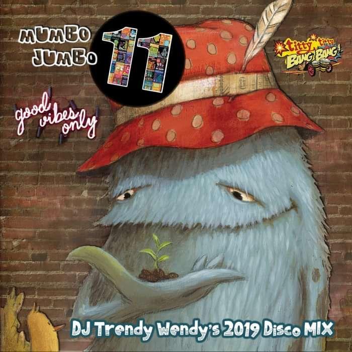 Disco Mix 2019 - For Mumbo Jumbo's 11th Year! - DJ Trendy wendy