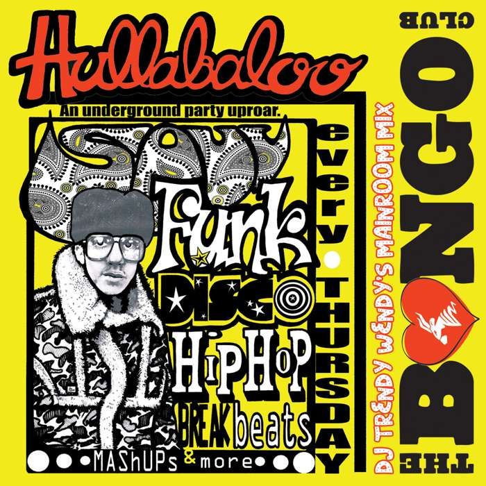 Hullabaloo Mix 1 - DJ Trendy wendy