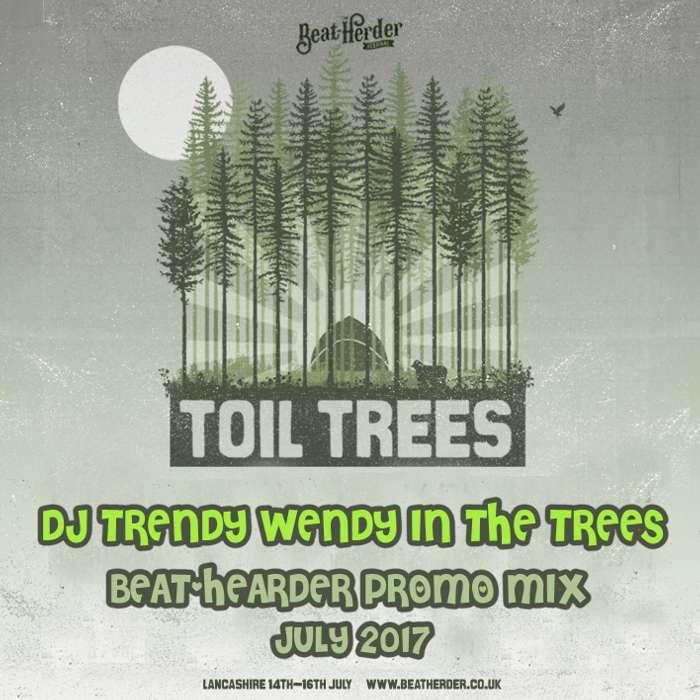 Toil Trees Promo MIX 2017 - DJ Trendy wendy