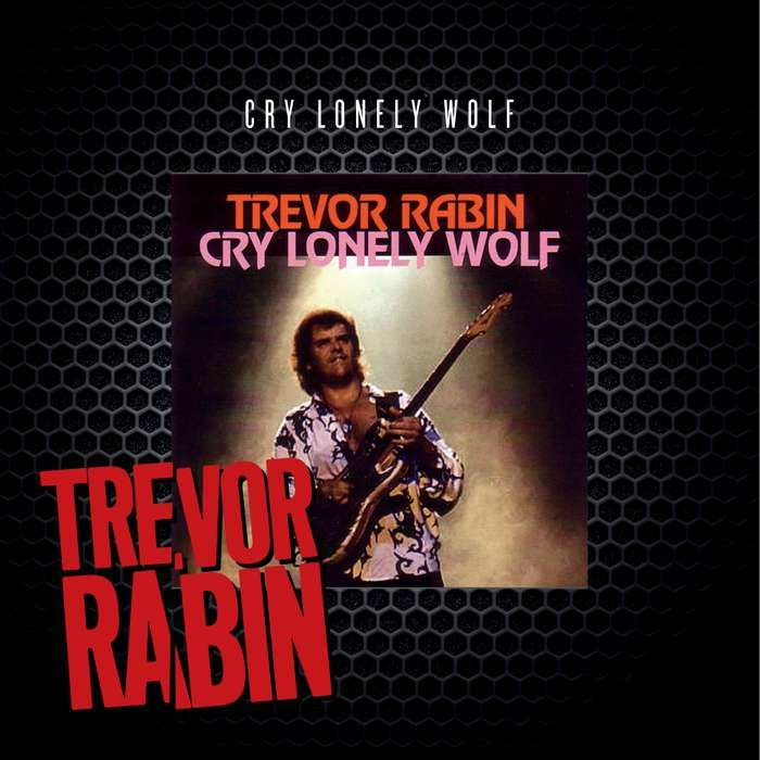 Cry Lonely Wolf 2CD set - Trevor Rabin