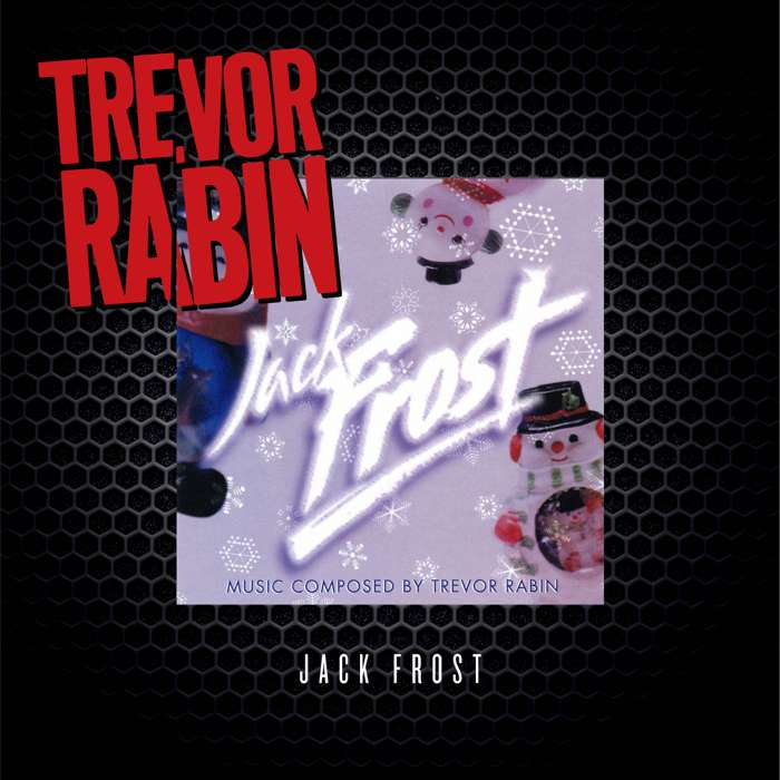 Lost Soundtracks. Vol 1. Jack Frost - Trevor Rabin
