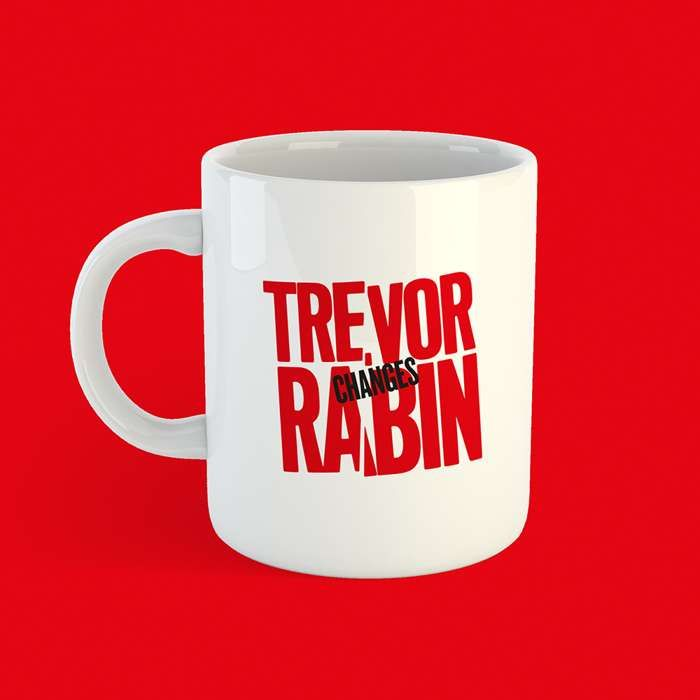 Trevor Rabin 'Changes' Mug - Trevor Rabin