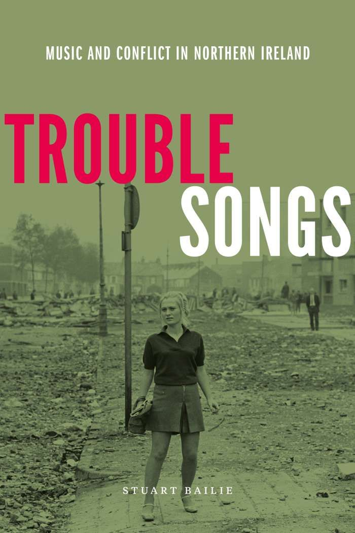 Trouble Songs Book - Trouble Songs