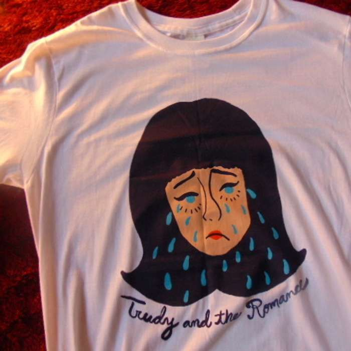 Crying Girl T-Shirt - Trudy and the Romance