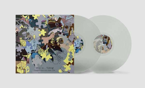 this is tunng...magpie bites and other cuts (Clear 2xLP) - Tunng